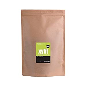 Wohltuer Birkenzucker aus Finnland Xylit | Glutenfrei, Cholesterinfrei, Kalorienarm | Low Carb Food | Vegetarisch und Vegan | vielseitiges Lebensmittel in geprüfter Premium-Qualität