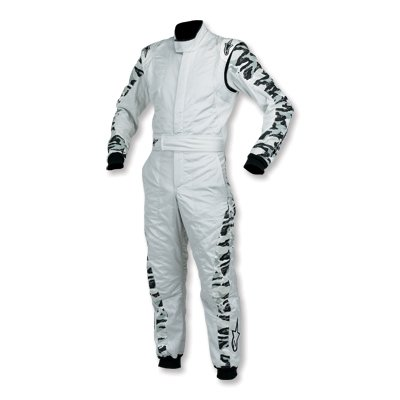 Alpinestars GP Tech Suit - Camouflage - Anzug für Auto Racing - TG. 54 Alpinestars Gp Tech Racing