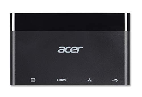 Acer Zubehör - Adapter / Netzteil (USB Type-C auf HDMI, USB (A), VGA und RJ-45  für alle Acer Notebooks & 2-in-1 mit Type-C Anschluss, kompakte Abmessug, keine Treiberinstallation notwendig) schwarz Np 1 Adapter
