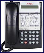 Avaya Partner 18D Phone (Series 2) Black by Avaya Partner 18d-serie