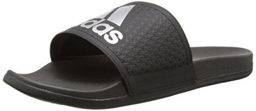 Adidas Performance Adilette Cf Ultra C Athletic Sandal Black/Silver/Black