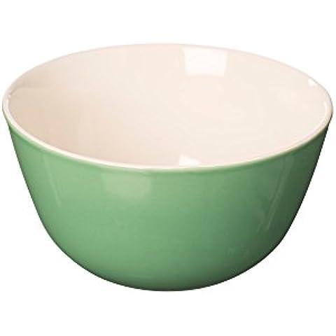 Typhoon-Scodella per Noodle, loto, in porcellana, colore: blu, confezione da 34