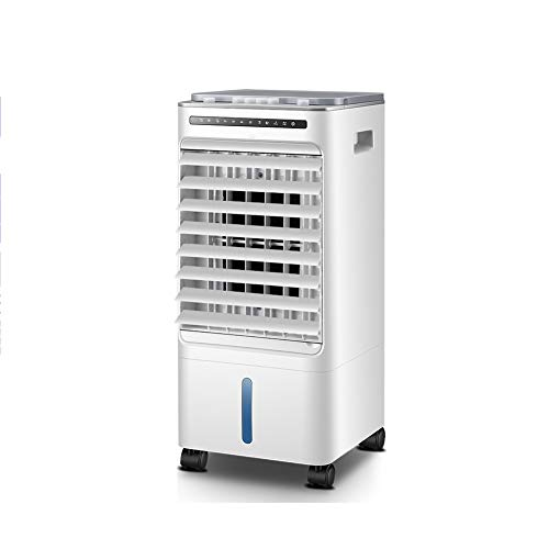 LRHYG - Verdunstungskühler Tragbar Luftkühler Mobile Klimaanlage Klima Ventilator Befeuchtung Reinigung Remote-Timing Schnelle Abkühlung (Farbe : Mechanical)