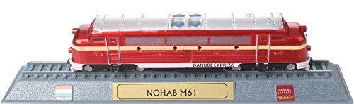 Modelleisenbahn Donau Express Nohab M61 12 cm (Junior-express-zug)