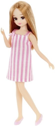Licca Chan: LD-01 Licca Chan Piece Pink Doll [Toy] (japan import)