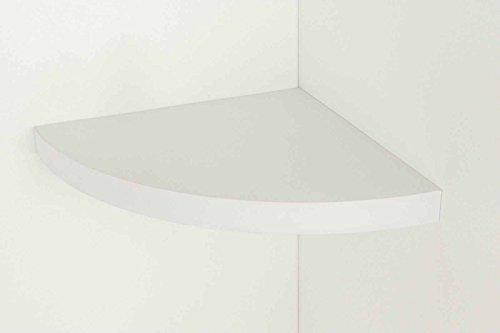 Core Products Hudson Corner Box Shelf Kit, White by Core Products