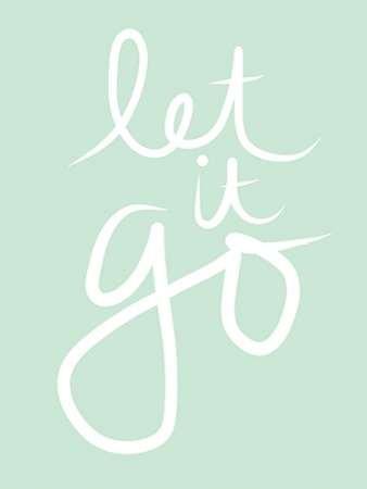 feelingathome-Impresi—n-artistica-Let-It-Go---Blanc-Mint-cm77x57-poster-lamina-...