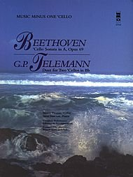 Preisvergleich Produktbild Beethoven Violoncello Sonata