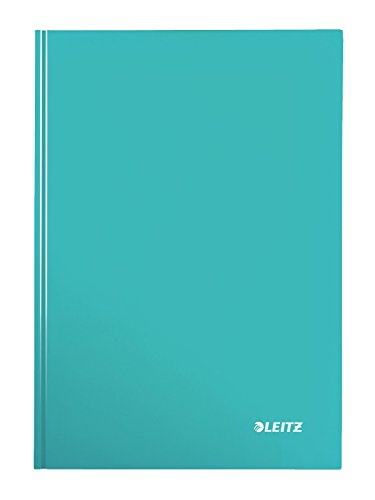 Leitz 46281051 Notizbuch WOW, A5, kariert, eisblau