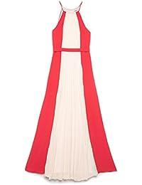 Motivi   Vestito Lungo Bicolor (Italian Size) fec813280d41