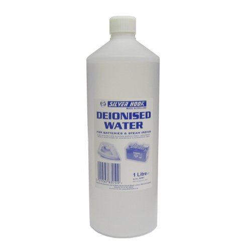 Silverhook Acqua deionizzata, 1litro - 1 De Icer