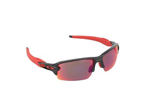 Oakley Herren Sonnenbrille Flak 2.0, Schwarz (Black Ink), 59