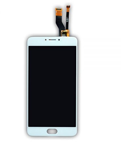 ORIGNAL(Tested) Micromax YU Yunicorn YU5530 IPS Lcd Display With Touch Screen Digitizer Glass Combo [White]