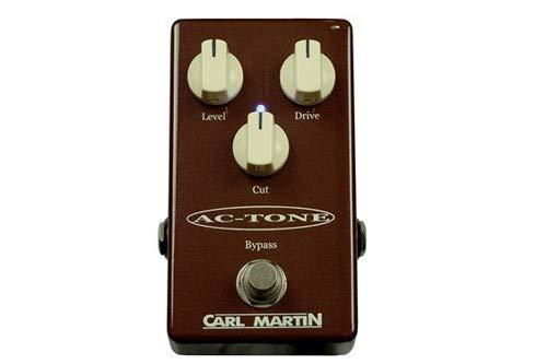 Carl Martin Single Channel AC Tone Overdrive Pedal