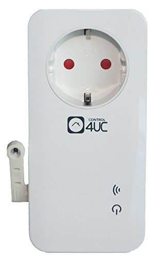 Comprar 4u Control enchufe inteligente para termo eléctrico y caldera