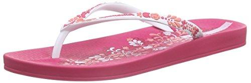 Ipanema - Anat Lovely V Fem, Sandali infradito Donna Multicolore (Mehrfarbig (white pink 8071))