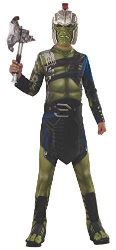 Avengers-Hulk Kostüm war Ragnarok Classic Kinder (Rubie 's Spain) S