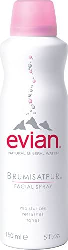 EVIAN BRUMISATEUR NATURAL MINERAL WATER FACIAL SPRAY 150 ML