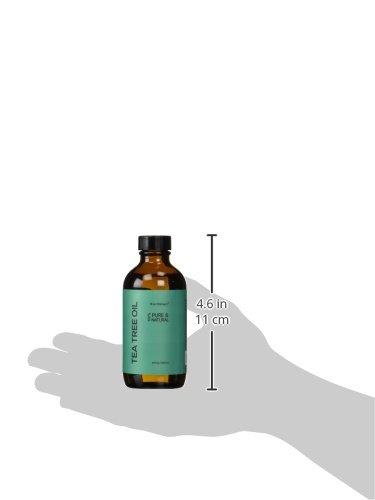 Teebaumöl RIESIG 118ml Pharmazeutische Qualität 100% Reine & Natürliche Mit Glas Pipette The Höchste Qualität Ätherische Öle von Eve Hansen Unverdünnt mit keine füllstoffe, kein alkohol oder andere zusätze. Natürliches Antiseptikum Das Beste Heim Heilmittel gegen Schuppen, akne, zehennagel pilz, marisken, hefe infektionen, kalte wunden, kopfläuse, ringelflechte, und vieles mehr. ideal für Haushalt Reinigung und hausgemachten Kosmetik. KAUFEN SIE JETZT MIT ZUVERSICHT