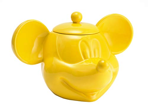 Joy Toy 62129 MICKEY MOUSE 3D KEKSDOSE GELB 25X17X20 CM