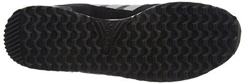 adidas Herren Zx 700 Sneakers Schwarz (Black 001Black 001)