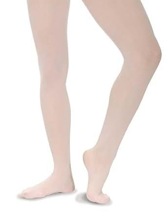 Roch Valley:Roch Valley Economy Ballet Tights-BLACK/41579