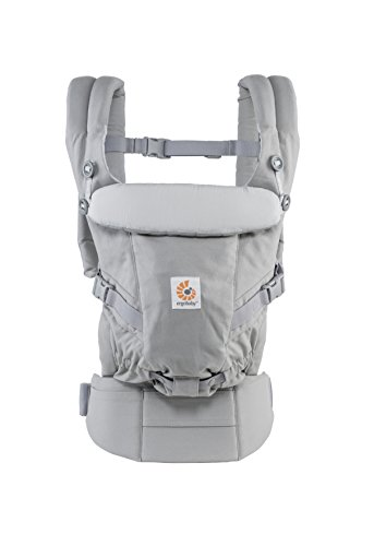 Ergobaby Adapt Collection, Farbe:grau