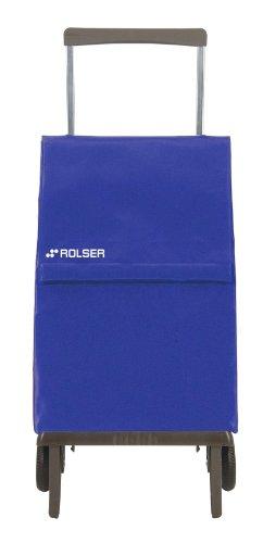 Rolser PLE047 Plegamatic - Carro de compra (bolsa modelo Original/MF)