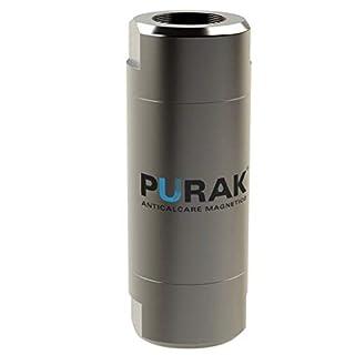 PURAK, PATENTIERT Kalkschutz Magnetischer Anti Kalk Magnet 1