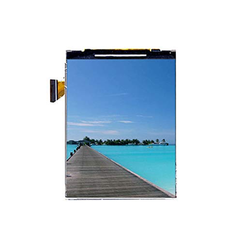 GzPuluz Ersatzteile LCD-Bildschirm for Alcatel One Touch/OT 918 / OT-918