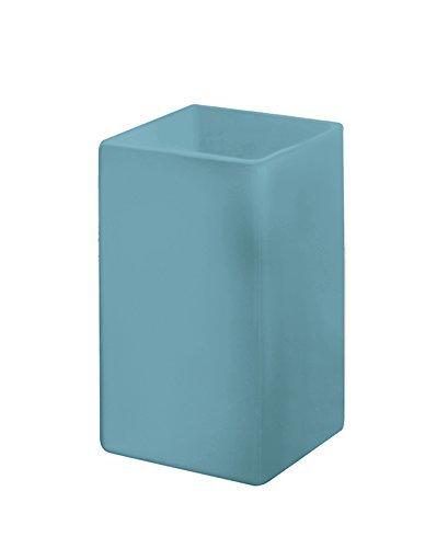 Kleine Wolke 5045766852 Flash Gobelet a Dents Terre Cuite bleu fonce