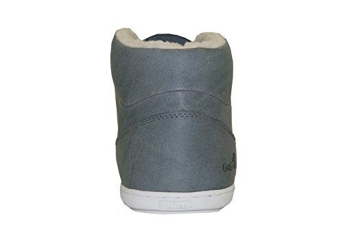Boxfresh-Shepperton Fur Wtr Lea, colore: grigio, da uomo Grigio (grigio)
