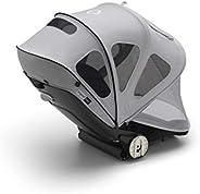 Bugaboo Bee capota ventilada - Capota extensible con protección solar UPF y paneles de malla ventilados, gris