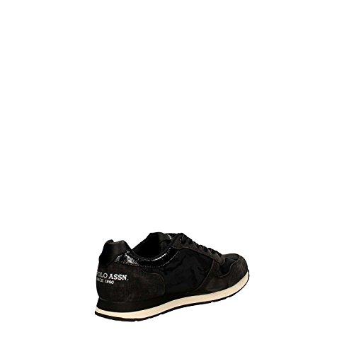 Uomo Assn Sneakers Rexon Denver Denver Polo Us Noir Us Assn Rexon Polo Sneaker Nero Homme OnqaSZBp