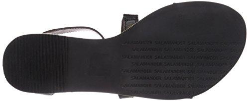 Salamander  Rosana, Sandales pour femme Noir - Schwarz (black 41)