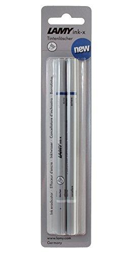 Lamy ink-x (F) Tintenlöscher geblistert