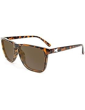 Gafas de sol Knockaround Fast Lanes Glossy Tortoise Shell / Amber
