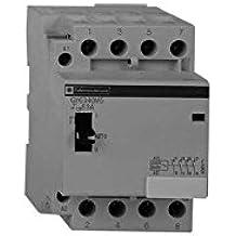 Schneider elec pic - pc3 22 00 - Contactor manual 63a 4na 220/224v 50hz