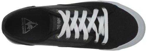 Le Coq Sportif Deauville Cvo, Baskets mode mixte adulte Gris (Charcoal/Black)