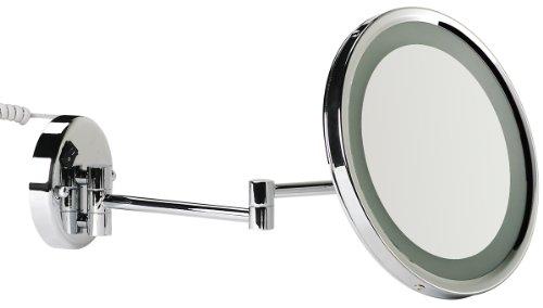 VELMA - AROUND - LED110 5x - Wunderschöner beleuchteter Kosmetikspiegel mit neuester LED Technik +...