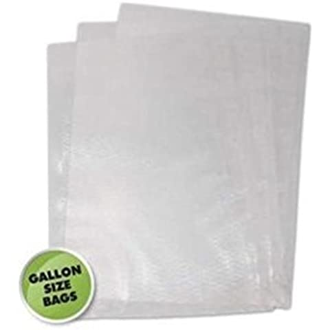 "Weston Products Vacuum Sealer Bags Gallon 11""x16"" -100ct by Weston Brands"