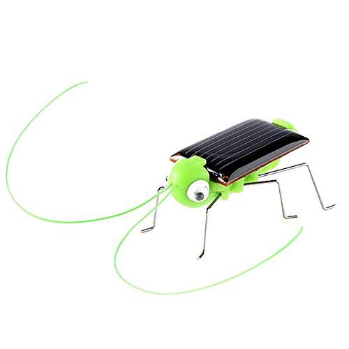 Morza Kinder Educational Solar Heuschrecke Roboter-Spielzeug Spielzeug Solar-Spielzeug heikel Kinder Simulieren Insekten Spielzeug Geschenk