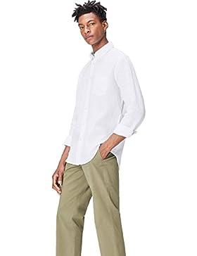 [Patrocinado]FIND Camisa de Lino para Hombre