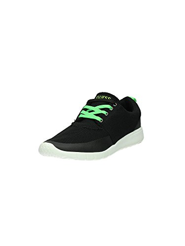 Guess Fmjed2 Ele12 Sneaker hommes Noir, Taille 42