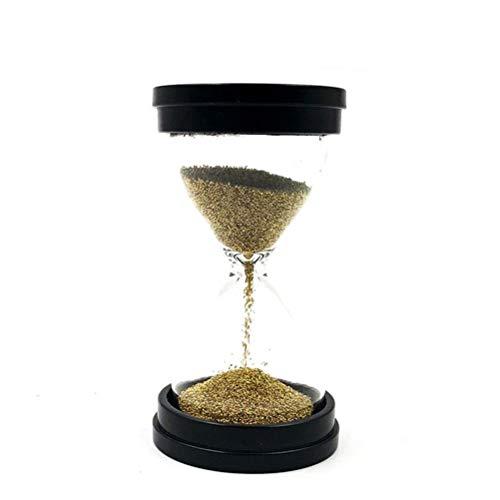 Healifty Sanduhr Sandglass Timer Holzabdeckung Sand Dekoration 30 Sekunden Home Dekor (30-sekunden-sanduhr Timer)