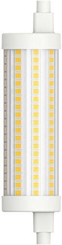 MÜLLER-LICHT LED R7s, vielfältig einsetzbar zahlreichen Wohnbereichen, warmweißes Licht (2700 K), 15 W, 2000 lm -