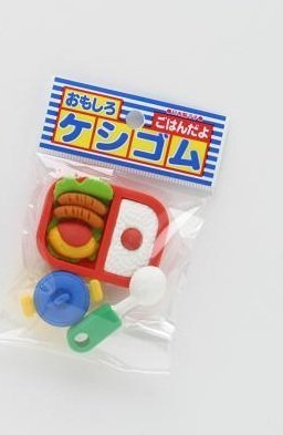 ensils Japanese Eraser. by PencilThings ()