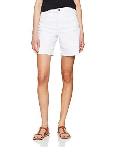 Tommy Hilfiger Damen Bermuda Ricky Shorts, Weiß (Classic White 100), W31