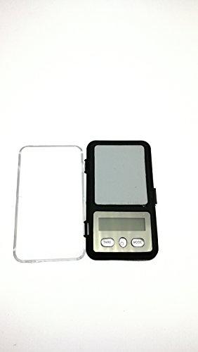 Características: * Digital LCD escala de bolsillo es ideal para la precisión de pesaje en movimiento. * Diseño exacto. ejecución exquisita y elegante aspecto. * Lee en g, oz, tl y TC. * Tamaño peso y bolsillo para llevar fácil con la luz. * Buen ayud...