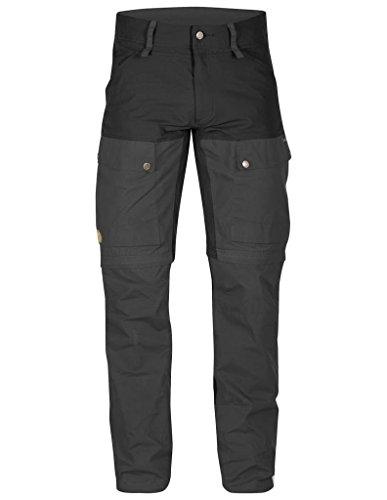 Preisvergleich Produktbild Fjällräven Keb Gaiter Trousers Regular, Size:52;Color:Black (550)